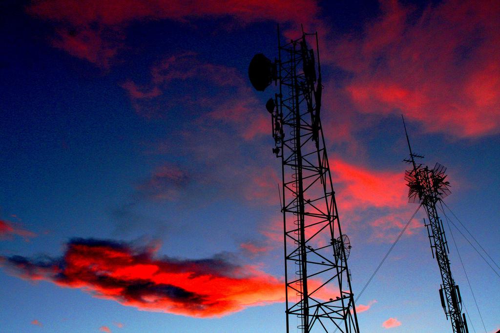 ラジオ電波塔