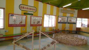 軽井沢おもちゃ王国木のおもちゃ館